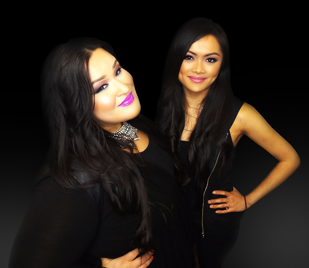 Christina and Brigette, Co-Founders of Luxe and Lotus Beauty