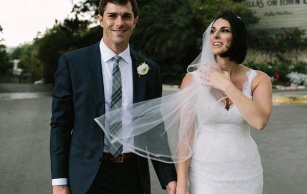Bride & Groom | Blount Wedding