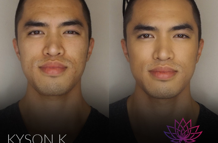 Male Grooming   Before & After