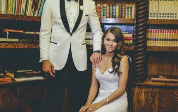 NFL Player, Keenan Robinson Wedding